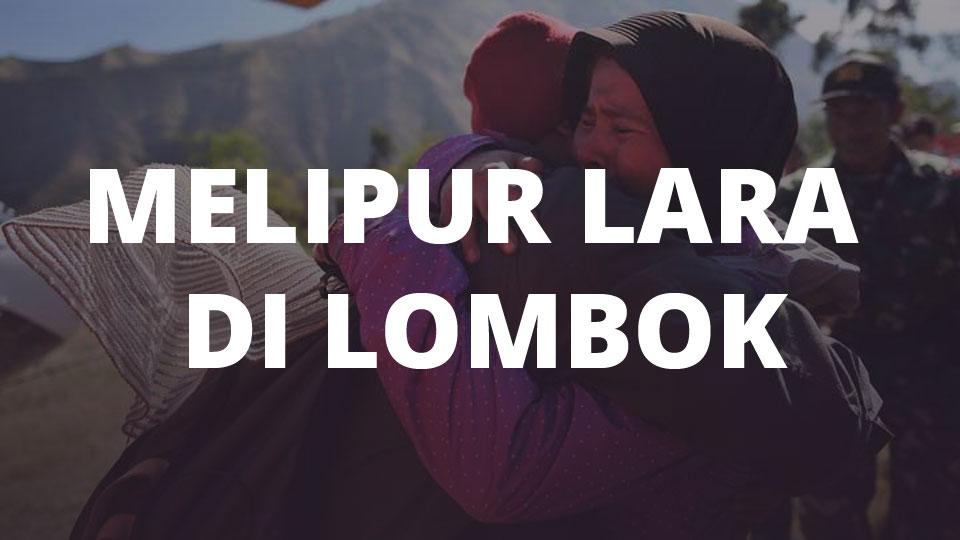 Melipur Lara Di Lombok