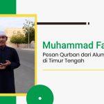 Pesan Qurban dari Alumni Beahuffazh di Timur Tengah
