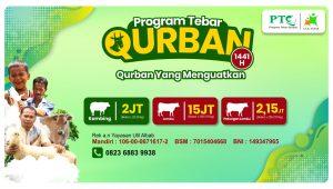 Program Tebar Qurban 1441 H